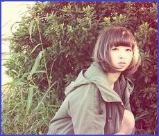 ミサキ 茶髪
