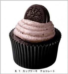 カップケーキ チョコ